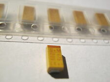 Tantalio SMD, 4,7µf, 4,7uf, 20v, 10% CASE C, Siemens b45196-e4475-m309, 20 ST = € 3,98