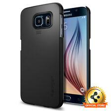 [Spigen Factory Outlet]Samsung Galaxy S6 Case Thin Fit Smooth Black
