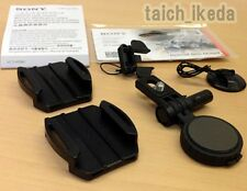 OFFICIAL SONY Helmet Side Mount for Sony Action Cam VCT-HSM1 EMS from Japan
