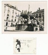 Nantes Frankreich Stadt alter Brunnen siehe Foto 2 WK