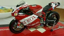 Minichamps 1:12 Ducati 999F06 Xerox Troy Bayliss 2006 WSB Champion Superbike