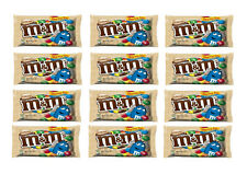 12 x Almond m&m's (Large 80g bag's) American Import Candy M&M's m ms