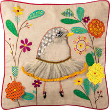 Room Seven Kissenbezug  Bird 40 x 40 cm Winter NEU 49,90 €