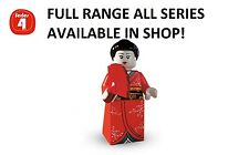 Lego minifigures kimono girl series 4 (8804) unopened new factory sealed