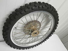 1992 Suzuki RM250 Front Wheel Assembly RM125 RM 125 250  89 - 95
