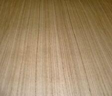 """Walnut Quartered (Q/C) wood veneer 24"""" x 96"""" on paper backer (2' x 8' x 1/40th"""")"""