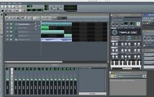 RECORDING STUDIO CD - CUBASE EQUIVALENT + DJ + DRUMS