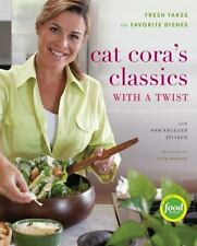 Iron Chef - Cat Cora's Classics with a Twist : Fresh Takes on Favorite Dishes .
