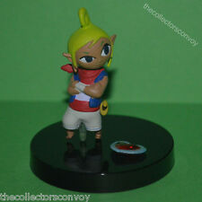 The Legend of ZELDA Phantom Hourglass Tomy Gacha figure: Tetra (4.5cm tall)
