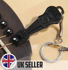 Acoustic Guitar Bridge Pin Puller Keychain Ring Repair Tool