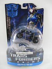 Transformers Prime First Edition Series - Arcee figure, Autobot