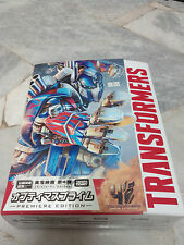 Transformers AOE Movie 4 Leader Premiere Edition Optimus Prime Takara MISB