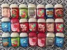 Lot Of 20 Bath & Body Works Pocketbac Anti-Bacterial Hand Gel(New Packaging)-New