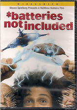 BATTERIES NOT INCLUDED (DVD, 1999, Widescreen) NEW