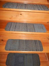 "13 STEPS Indoor Outdoor Stair Treads Staircase 8""x 24"" Rug Carpet"