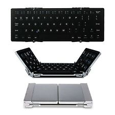 EC Technology Portable Bluetooth Keyboard Foldable Wireless Keyboard(3333317)MKB