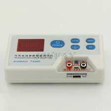 Digital Battery Tester Analyzer Checker for Rechargeable Battery and Power Bank
