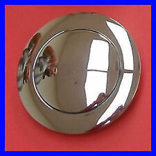 BILLET CHROME STEERING WHEEL HORN BUTTON HOTROD TORANA CAMARO CHEV HOLDEN