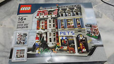 Lego Modular Pet Shop 10218(Rare Item)