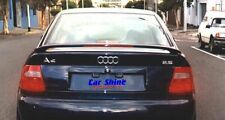 Audi A4 B5 built 95-01 LUDWIG SPORTS BOOT SPOILER with BRAKE LIGHT TRUNK WING