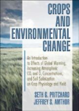 Crops And Environmental Change: An Introduction To Effects Of Global Warming, In