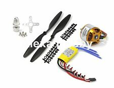 XXD 2212 1000KV Outrunner Brushless Motor 30A ESC 1045 Propeller For Quadcopter