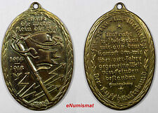 GERMANY Kyffhauser 1914-1918 War Veterans Commemorative Medal WWI signed HOSAEÜS