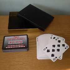 VERY RARE COLLECTABLE ARGOS PREMIER POINTS PLAYING CARDS