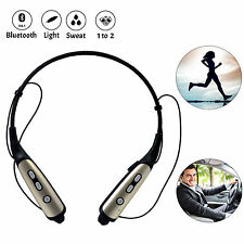 Bluetooth Headphone Stereo Headset Handsfree For Apple iPhone 6 Plus 5 5S 4 4S