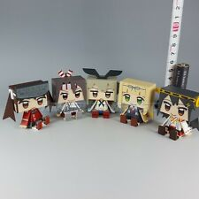 SEGA GRAPHIG MASCOT FIGURE SET ANIME KANTAI COLLECTION LOT YUDACHI .. / 1932
