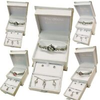 Toc Ladies Girl Bracelet Strap Watch & Jewellery Gift set Xmas Gift Idea for Her