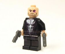 Lego Custom - - - PUNISHER - - matt Daredevil Netflix dare devil elektra marvel