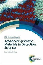 RSC Detection Science: Advanced Synthetic Materials in Detection Science 3...