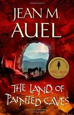 The Land of Painted Caves - Earth's Children Book 6 By Jean M Auel