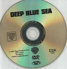 Deep Blue Sea - DVD - ohne Cover #m50