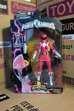 Mighy Morphin Power Rangers Legacy Collection Pink Ranger 6-Inch Action Figure