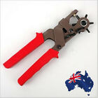 Revolving Leather Belt Eyelet Hole Punch Puncher Plier Craft Tool TPLIE1250