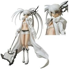 Medicom RAH Black Rock Shooter BRS WF Limited White Action Figure New Authentic