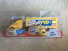 Disney Cars Hauler Semi Truck RPM
