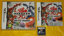 BAKUGAN BATTLE BRAWLERS BATTLE TRAINER Nintendo DS Vers Italiana ••••• COMPLETO