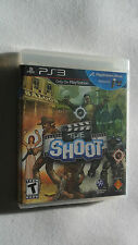 BRAND NEW Sealed The Shoot (Sony PlayStation 3, 2010)