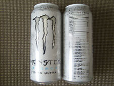 Energy drink, estados unidos, can full, 16 Oz, monstruo ultra Zero