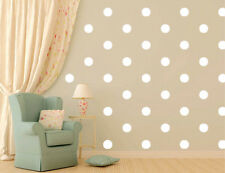 CIRCLES - 30 wall vinyl decal stickers cute room decor - 4 inch FREE SHIPPING !!