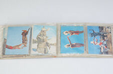 Vintage The Return of ULTRAMAN Card Set 28pc w/Card Case Free Ship 641f10