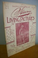 January 1895 SARONY'S SKETCH BOOK Living Pictures Magazine of Art