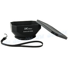 JJC Universal 46mm Square DV Camcorder Lens Hood Cap Keeper for SONY JVC CANON