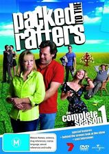 PACKED TO THE RAFTERS: SEASON 1 -TV Series - 6 DVD set Regions 2,4,5