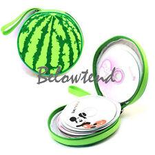 New 24 Sheet CD DVD Storage Box Container Holder Watermelon Organizer Case
