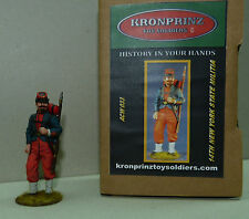 Prince héritier toy soldiers, union 14th New york state militia, acw033, personnage 1/30