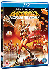 BARBARELLA - BLU-RAY - REGION B UK